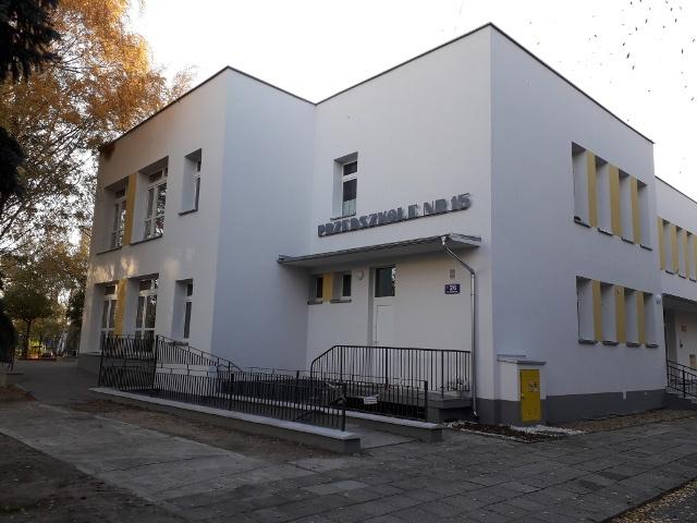 Budynek przedszkola w Ostrowie Wielkopolskim